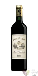 Chateau Siran 2008 Margaux cru bourgeois exceptionnel magnum    1.50 l