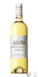 Arums de Lagrange blanc 2014 Saint Julien Aoc  0.75 l