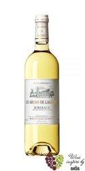 Arums de Lagrange blanc 2013 Bordeaux Saint Julien Aoc    0.75 l