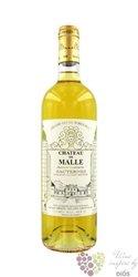 Chateau de Malle 2002 Sauternes 2eme cru Classé   0.75 l