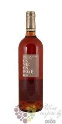 """Bordeaux rosé """" Seguin La Vie rose """" Aoc 2010 Chateau Seguin    0.75 l"""