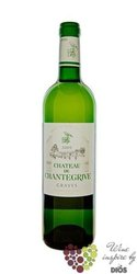 Chateau de Chantegrive blanc 2015 Bordeaux Graves Aoc  0.75 l