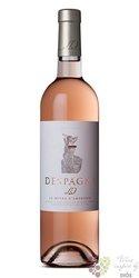 """Bordeaux rosé """" le Mythe de Amphorie """" 2019 Despagne  0.75 l"""