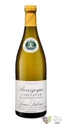 """Bourgogne blanc """" cuvée Latour """" Aoc 2018 Louis Latour 0.75l"""