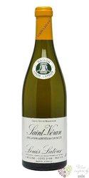 """Saint Veran blanc """" les Deux Moulins """" 2014 maison Louis Latour  0.75 l"""