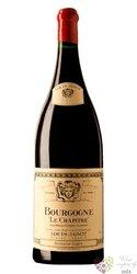 """Bourgogne rouge """" le Chapitre """" Aoc 2012 maison Louis Jadot  0.75 l"""