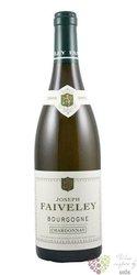 "Bourgogne Chardonnay "" Joseph Faiveley "" Aoc 2014 domaine Faiveley  0.75 l"