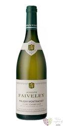 """Puligny Montrachet 1er cru """" Champ Gains """" 2011 domaine Faiveley  0.75 l"""