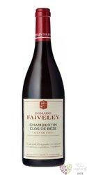 "Chambertin rouge grand cru "" Clos de Béze "" 2007 domaine Faiveley  0.75 l"