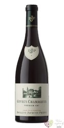 Gevrey Chambertin rouge 1er cru 2013 domaine Jacques Prieur  0.75 l