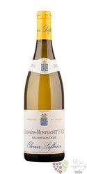 Chassagne Montrachet blanc Aoc 2007 domaine Olivier Leflaive    0.75 l