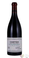 Corton rouge Grand cru 2010 domaine de la Romanée Conti  0.75 l