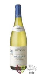 Chardonnay le Bourgogne AOC 2009 Chanson Pére & Fils    0.75 l