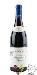 Pinot Noir le Bourgogne AOC 2009 Chanson Pére & Fils    0.75 l