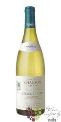 """Chablis 1er cru """" Montmains """" 2008 Chanson Pére & Fils    0.75 l"""