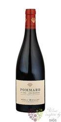 """Pommard rouge 1er cru """" Rugiens """" 2013 domaine Henri Boillot    0.75 l"""