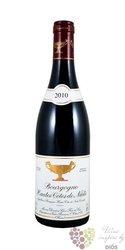 Bourgogne rouge Aoc 2013 domaine Gros Frere & Soeur     0.75 l
