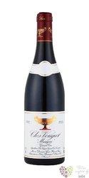 """Clos Vougeot Grand cru rouge """" Musigni """" 2015 domaine Gros Frere & Soeur     0.75 l"""