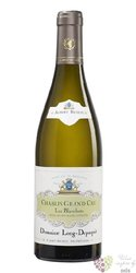 "Chablis grand cru "" Blanchots "" 2015 Long Depaquit by domaine Albert Bichot  0.75 l"