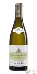 "Chablis Grand cru "" Vaudesir "" 2014 Long Depaquit by domaine Albert Bichot  0.75 l"