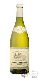 """Chablis 1er cru """" Montmains """" 2015 domaine du Chardonnay  0.75 l"""