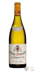 """Puligny Montrachet blanc 1er cru """" les Chalumeaux """" 2007 domaine Matrot    0.75l"""