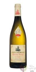 """Pouilly Fuisse blanc """" les Brulés """" Aoc 2014 Chateau de Fuissé   0.75 l"""