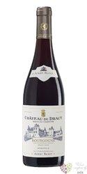 """Bourgogne Pinot noir """" Château de Dracy """" Aoc 2016 Albert Bichot  0.75 l"""