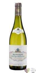 """Bourgogne Chardonnay """" Vieilles vignes """" Aoc 2017 domaine Albert Bichot  0.75 l"""