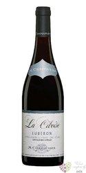 """Luberon rouge """" la Ciboise """" Aoc 2017 maison M.Chapoutier  0.75 l"""