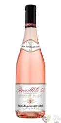 """Cotes du Rhone rosé """" Parallele 45 """" Aoc 2015 Paul Jaboulet Ainé    0.75 l"""