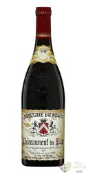 """Chateauneuf du Pape rouge """" Reserve """" Aoc 2015 domaine du Pégau  0.75 l"""