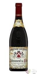 """Chateauneuf du Pape rouge """" Reserve """" Aoc 2009 domaine du Pégau     0.75 l"""