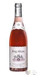 """Vin de France rosé """" Pink Pegau """" 2017 domaine du Pégau  0.75 l"""
