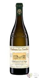 Chateauneuf du Pape blanc Aoc 2016 Chateau la Nerthe    0.75 l