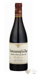 Chateauneuf du Pape rouge Aoc 2011 domaine Henri Bonneau    0.75 l