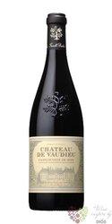 Chateauneuf du Pape rouge 2014 Chateau de Vaudieu  0.75 l