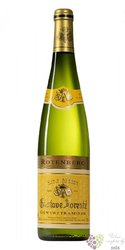 "Gewurztraminer Lieu Dit "" Rotenberg "" 2015 vin d´Alsace Aoc Gustave Lorentz  0.75 l"