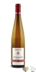 """Gewurztraminer """" Reserve """" 2015 Alsace Aoc domaine Pierre Sparr  0.75 l"""