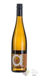 a Minima blanc 2014 Alsace Aoc domaine Jean Louis Trapet  0.75 l