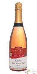 """Crémant d´Alsace Pinot noir """" Rosé """" Aoc brut Frey Sohler 0.75 l"""