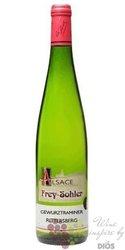"Gewürztraminer "" Rittersberg "" 2015 Alsace Aoc Frey Sohler 0.75 l"