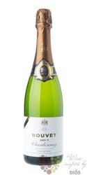 """Crémant de Loire blanc """" Chardonnay """" Aoc brut Bouvet Ladubay   0.75 l"""