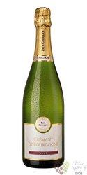 """Crémant de Bourgogne blanc """" Oeil de Perdrix  """" Aoc brut maison Paul Chollet  0.75 l"""