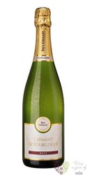 """Crémant de Bourgogne blanc """" Blanc de noirs """" Aoc brut Paul Chollet  0.75 l"""
