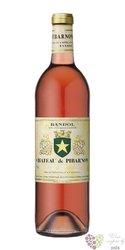 Chateau de Pibarnon rosé 2015 Bandol Aoc  0.75 l