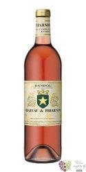 Chateau de Pibarnon rosé 2019 Bandol Aoc  0.75 l