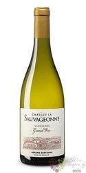Chateau la Sauvageonne Grand Vin blanc 2019 Coteaux du Languedoc Aop Gérard Bertrand  0.75