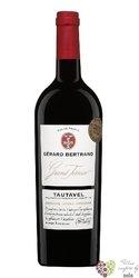 """Cotes du Roussillon Village Tautavel rouge """" Grand terroir """" Aoc 2017 Gérard Bertrand  0.75 l"""