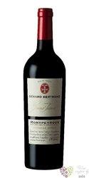 """Coteaux du Languedoc rouge """" grand terroir Montpeyroux """" Aop 2015 Gérard Bertrand  0.75 l"""